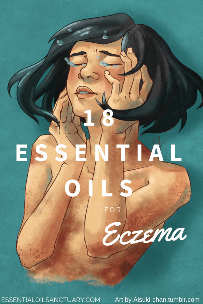 DIY Essential Oil Based Remedies for Eczema