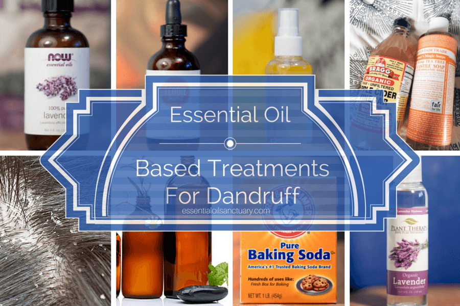 DIY Essential Oil Based Remedies for Dandruff