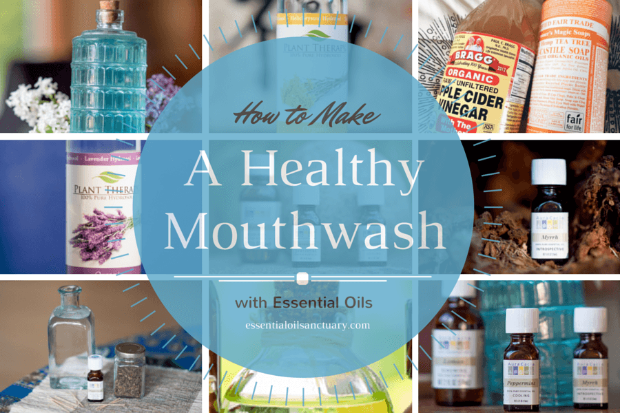essential mouthwash diy