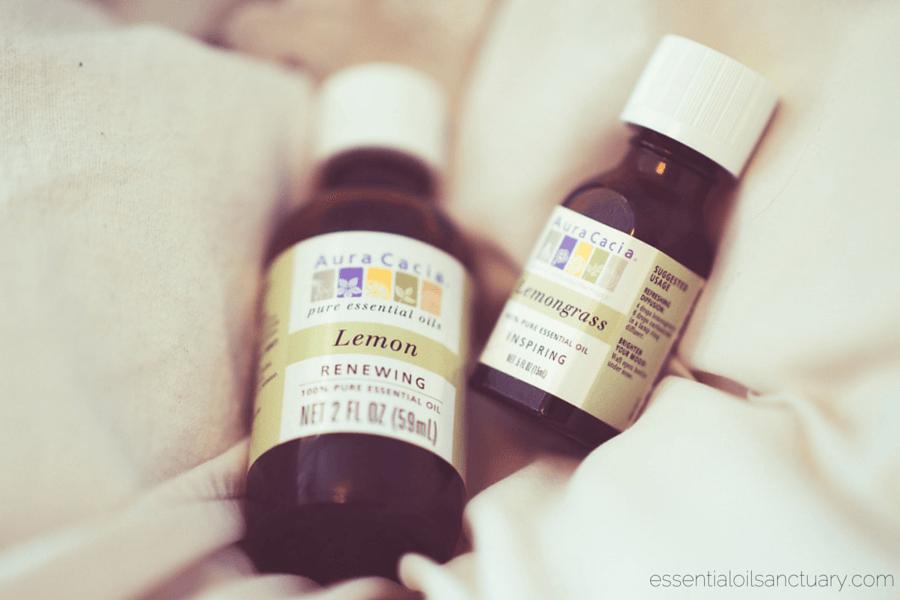essential oil inhalation pillow