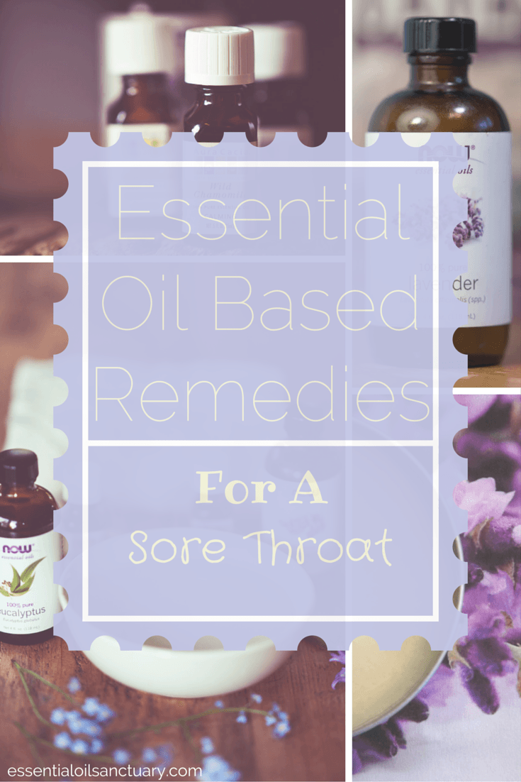 essential remedies sore throat diy