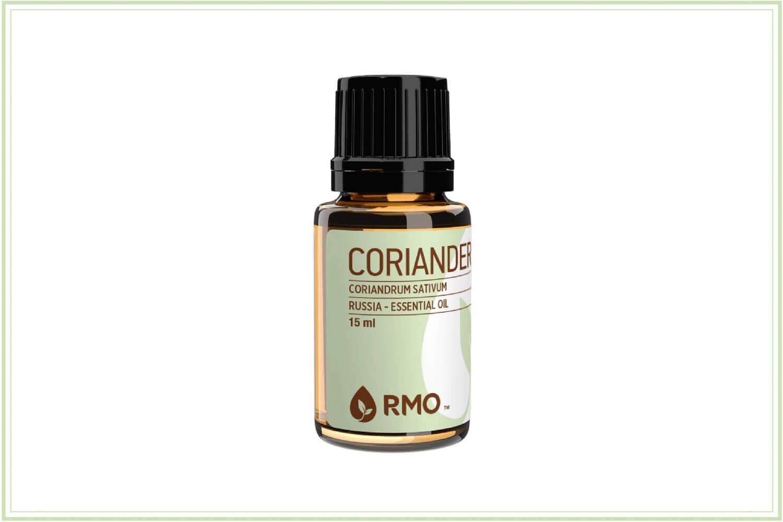 coriander for nausea