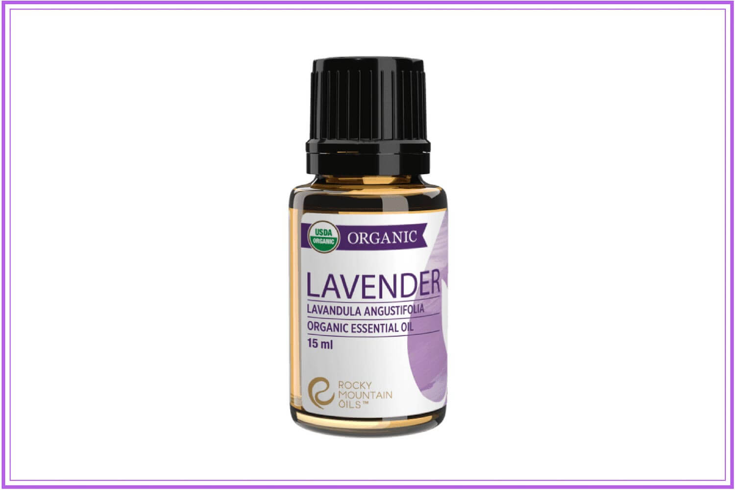 lavender oil for cold sores