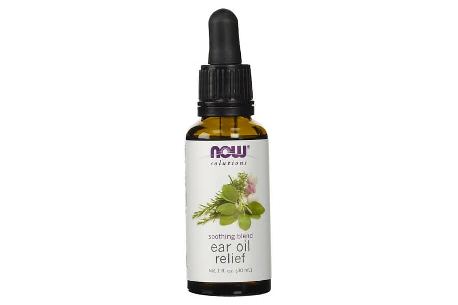 NOW Foods ear relief oil