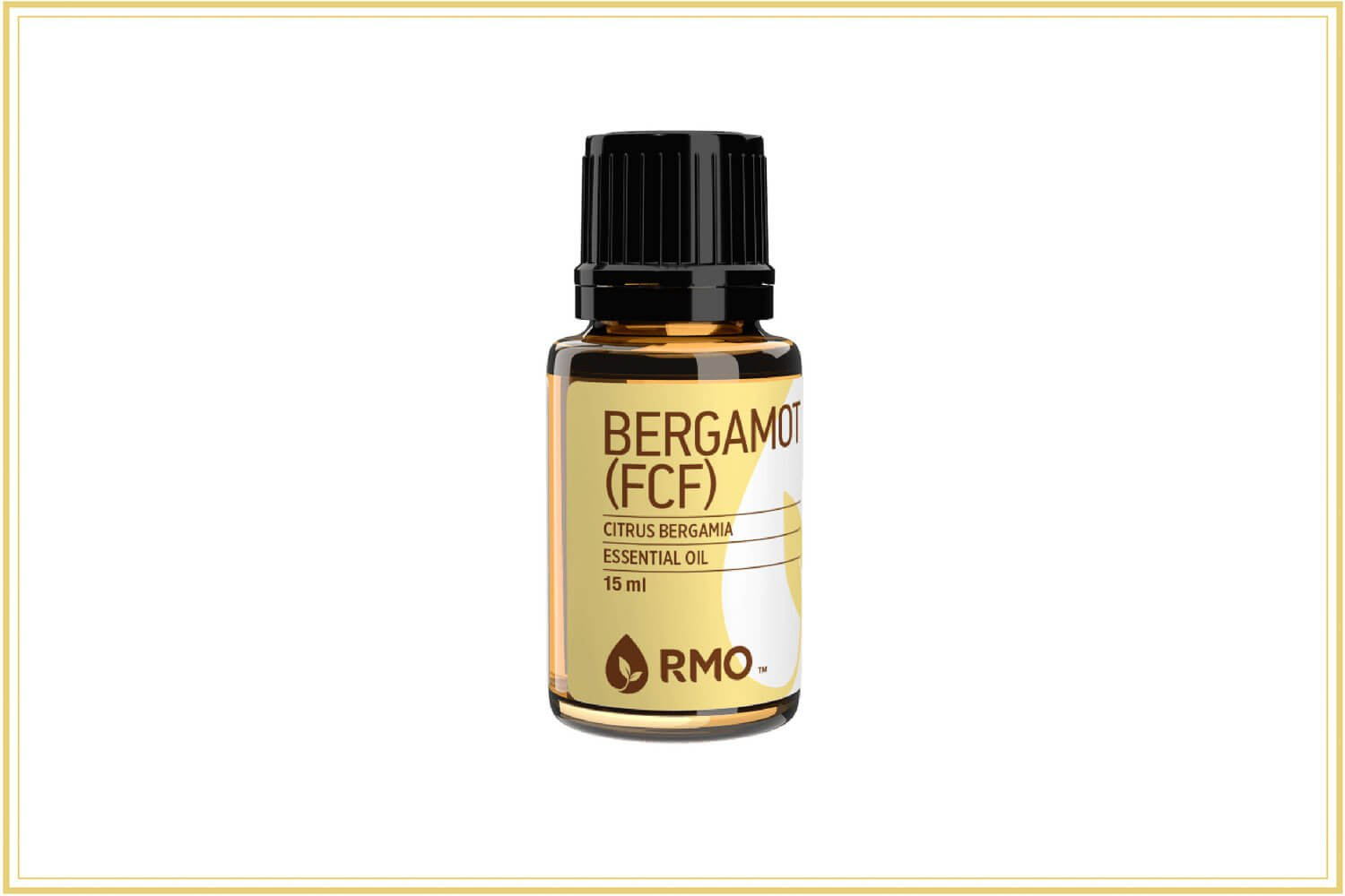 bergamot essential oil for cold sores