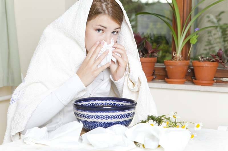 best essential oils to clear sinus pressure and congestion