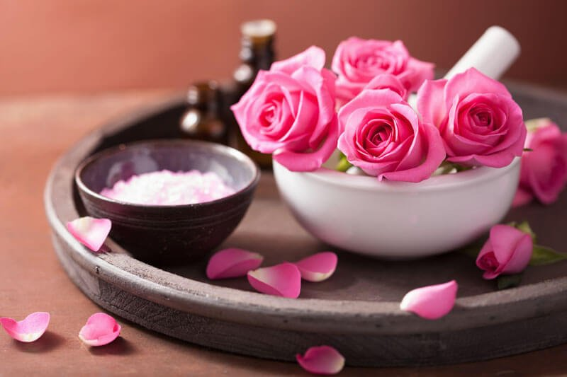 10 Rose Essential Oil Benefits & Uses (Plus 7 Recipes, Tips & FAQ)