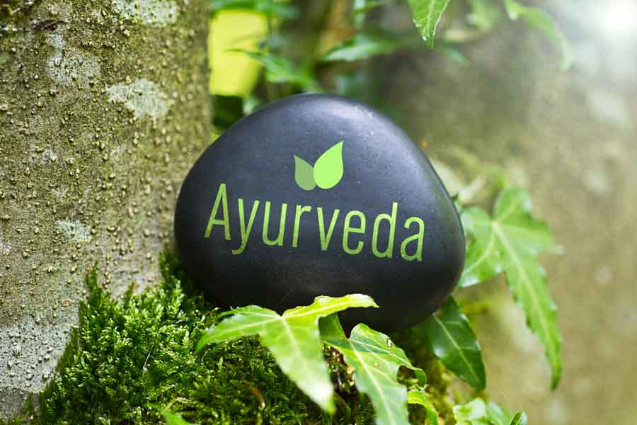 ayurveda symbol