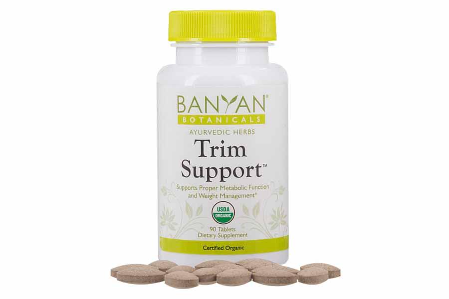banyan botanicals organic trim support