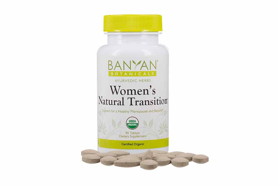 banyan botanicals womens natural transition