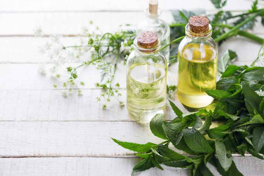 what essential oils are good for sunburn