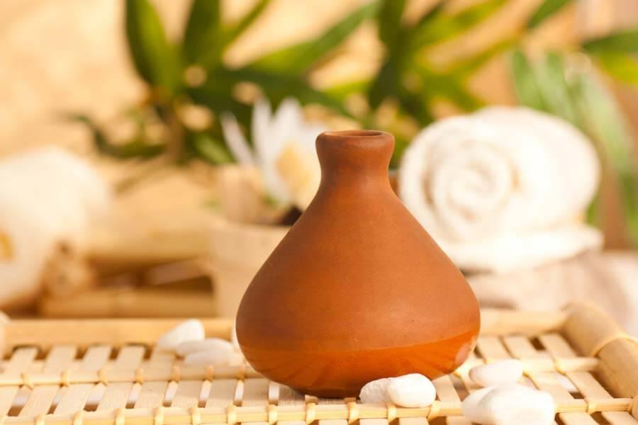 essential oil diffuser cotton ball ceramic
