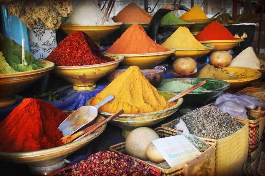 india spices turmeric gotu kola