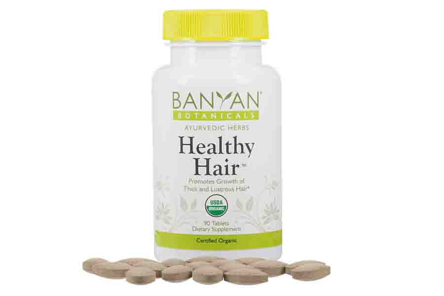banyan botanicals healthy hair
